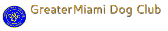 Greater Miami Dog Club